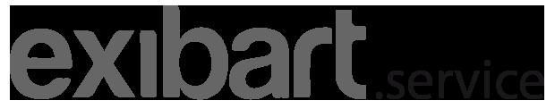 Logo Exibart.service